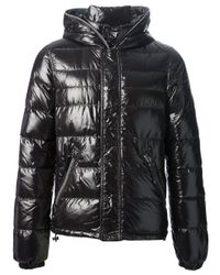Duvetica | Black Down Jacket for Men | Lyst