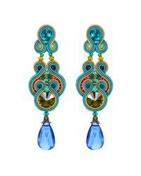Dori Csengeri | Multicolor Envie Statement Earrings | Lyst