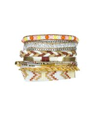 Hipanema | Metallic Bracelet Heaven | Lyst
