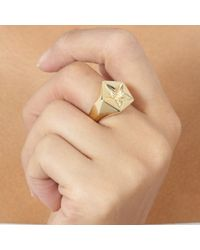 Shaun Leane - Yellow Star Ring - Lyst