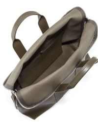 3.1 Phillip Lim - Natural 31hour Foldover Tote Bag Olive - Lyst