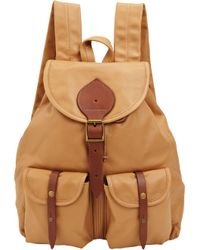 Jas MB - Brown Bomber Backpack - Lyst