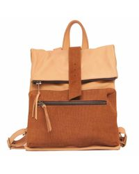 Sabrina Tach | Brown Viper Backpack for Men | Lyst