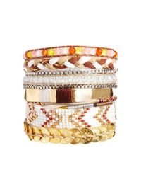 Hipanema | Metallic Heaven Bracelet | Lyst