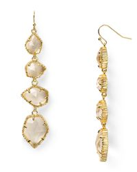 Kendra Scott - Metallic Niko Earrings - Lyst