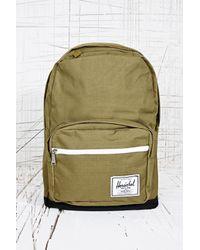 Herschel Supply Co. Pop Quiz Army Backpack in Green for Men - Lyst ca4bafb0ac0b1