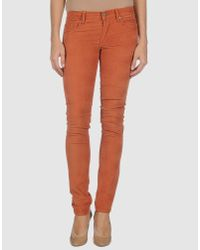 Cheap Monday | Brown Skinny Cords | Lyst