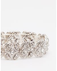 Need Supply Co. - Metallic Fleur De Lis Bracelet - Lyst