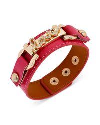 Betsey Johnson | Purple Bracelet | Lyst