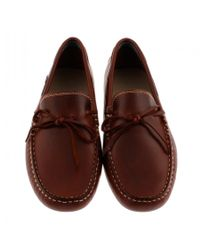 Lacoste - Purple Concours Shoes Burgundy for Men - Lyst