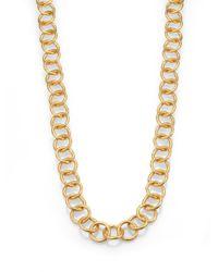 Stephanie Kantis | Metallic Classic Chain Necklace | Lyst