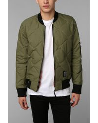Urban Outfitters | Brown Insight Mega Hetch Jacket for Men | Lyst