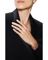 Delfina Delettrez | Four Dots Ring in Blue Sapphire | Lyst