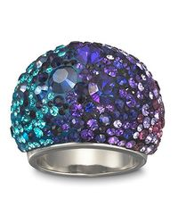 Swarovski | Blue Chic Ring | Lyst