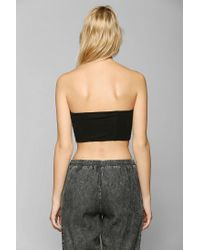 Urban Outfitters - Black Kimchi Blue Giselle Sequin Bra Top - Lyst