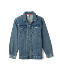 Forever 21 | Blue Standout Mickey Denim Jacket | Lyst