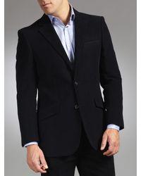 John Lewis - Blue Moleskin Jacket for Men - Lyst
