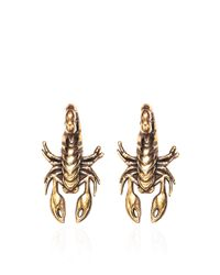 Pamela Love | Metallic 2part Scorpion Earring | Lyst