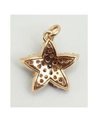 Pomellato - Metallic Gold and Amethyst Star Estate Pendant - Lyst