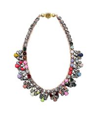 Shourouk | Multicolor Pamela Jumble Necklace | Lyst