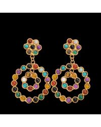 Sylvia Toledano | Multicolor Flower Candies Earrings | Lyst