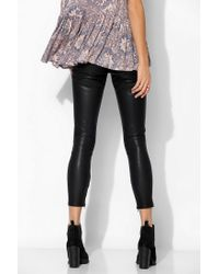 Urban Outfitters | Black Lucca Couture Vegan Leather Pinup Pant | Lyst