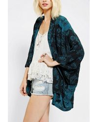 Urban Outfitters   Multicolor Ecote Painter Smock Jacket   Lyst