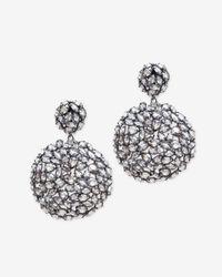 Alexis Bittar - Metallic Nova Spherical Clip On Earrings - Lyst