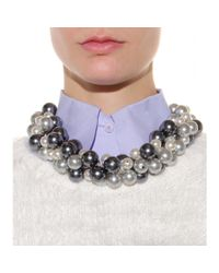 By Malene Birger | Multicolor Canina Beaded Necklace | Lyst