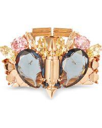 Mawi | Metallic Dynasty Bracelet | Lyst