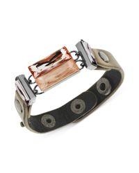 Steve Madden | Brown Bracelet | Lyst