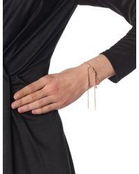 Carolina Bucci | Pink Gold Lucky Tie Bracelet | Lyst
