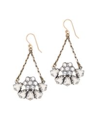 J.Crew | Metallic Lulu Frost Indian Summer Earrings | Lyst