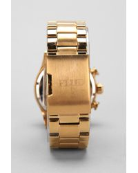 Urban Outfitters - Metallic Flud The Frost Watch - Lyst