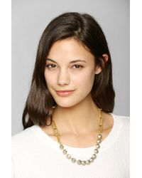 Urban Outfitters - Metallic Wanderluster Sibara Gold Necklace - Lyst