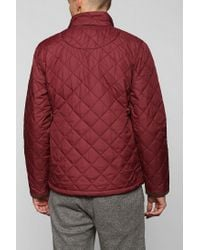 Urban Outfitters | Red Penfield Colwood Quilted Trail Jacket for Men | Lyst