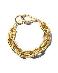 Henri Bendel | Metallic Henri Link Bracelet | Lyst
