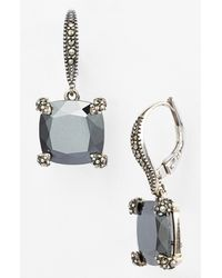 Judith Jack | Metallic Aurora Stone Drop Earrings | Lyst