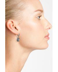 Judith Jack | Metallic Aurora Stone Drop Earrings | Lyst