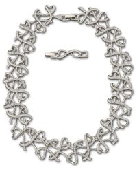 Swarovski | Metallic Lightness Collar | Lyst