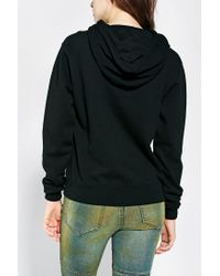 Urban Outfitters | Black Obey Old English Pullover Hoodie Sweatshirt | Lyst