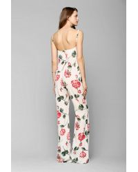 35cea6d3ecd4 Lyst - Urban Outfitters Stone Cold Fox Jerry Jumpsuit