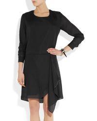 Acne | Black Baleen Dress | Lyst