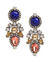 BaubleBar | Orange Primary Aztec Drops | Lyst