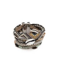 Hipanema | Metallic Shadow Bracelet | Lyst
