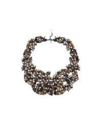 Jenny Packham - Multicolor Stellina Necklace - Lyst