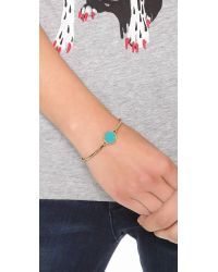 Marc By Marc Jacobs | Blue Skinny Bracelet | Lyst