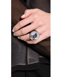 Marc By Marc Jacobs - Blue Lenticular Olive Ring - Lyst