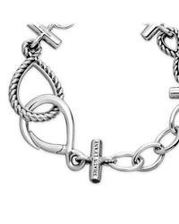 Shaun Leane - Metallic Silver Gypsy Moth Bracelet - Lyst