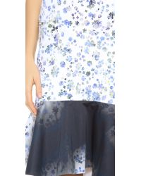 Preen By Thornton Bregazzi - Blue Morgan Dress - Lyst